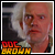 Back to the Future trilogy: Dr. Emmett Brown