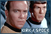 Relationships: James Kirk/Spock