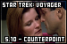 Star Trek: Voyager: 5.10 - Counterpoint